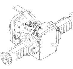 1345875c1 Case Rebuilt 4wd Transaxle