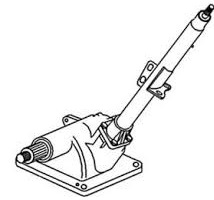 ford tractor steering gearboxes Ford Steering Column Repair add to wishlist loading